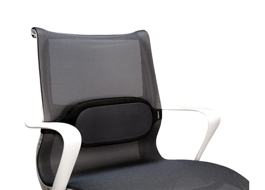 Selkätuki Lumbar Cushion musta