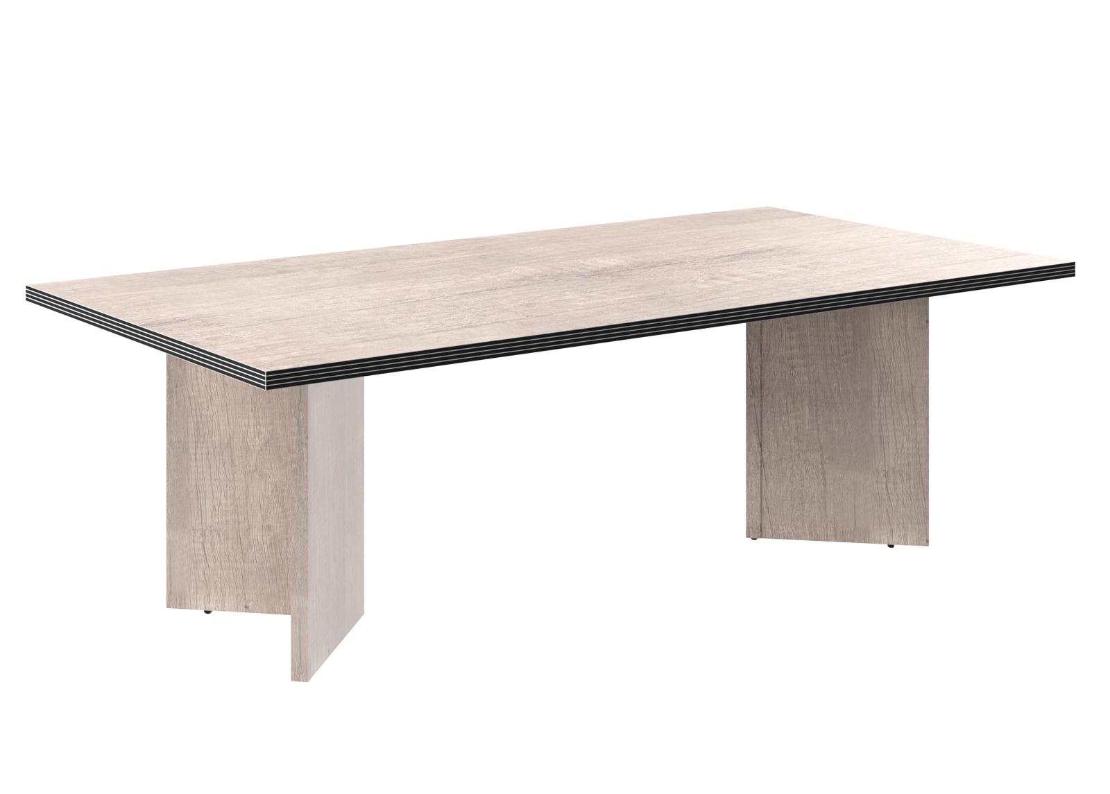 Kokouspöytä Torr 230x120 cm