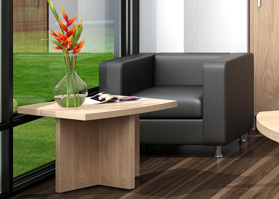 Sohvapöytä Born 70x70 cm