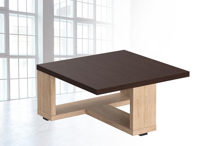 Sohvapöytä Coffee 80x80 cm