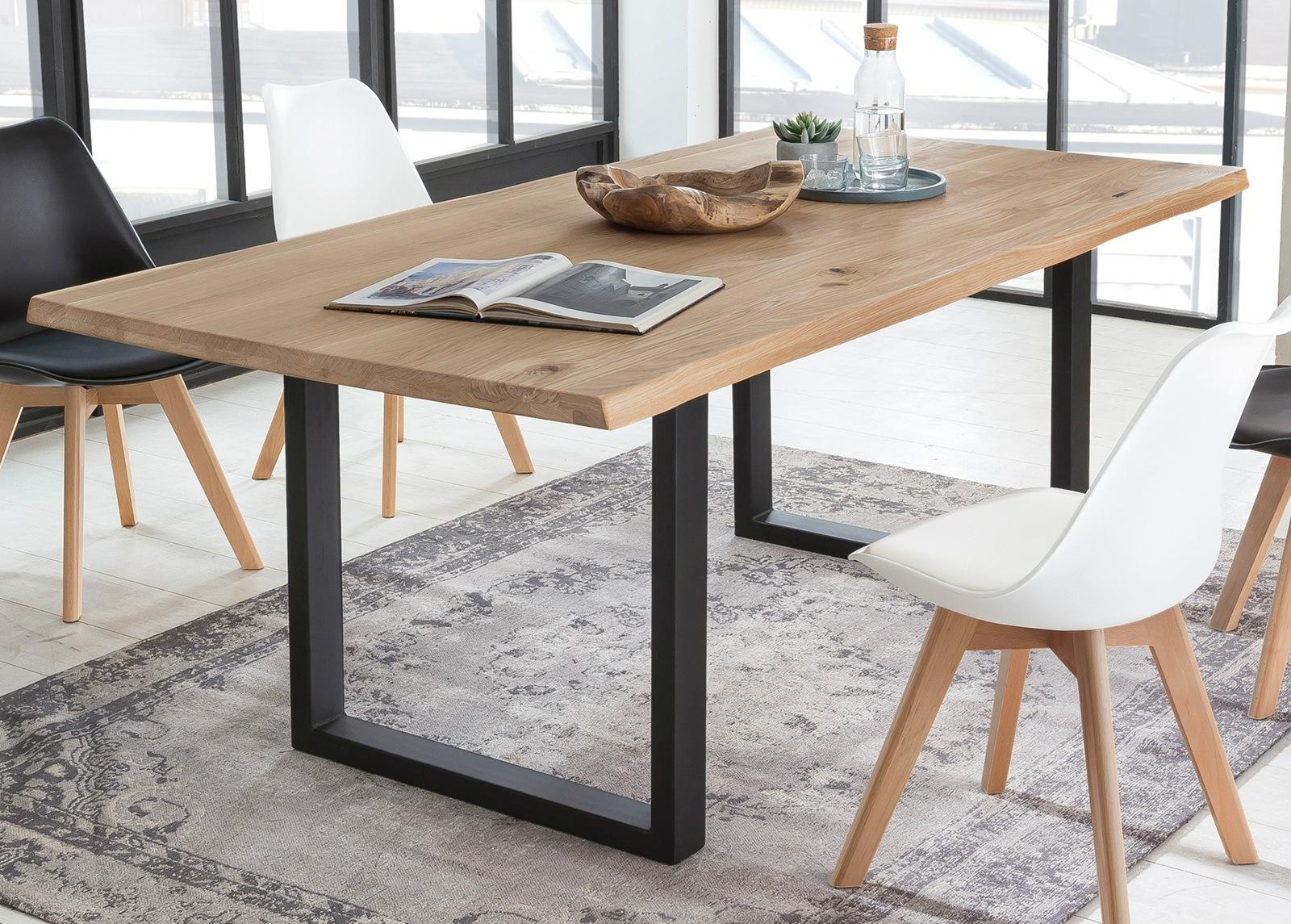 Ruokapöytä Tisch 80x140 cm