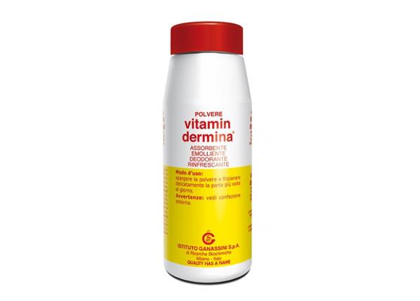 Vitamindermina talkki 2x100g