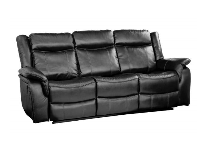 Sohva jalkatukimekanismilla 3-ist