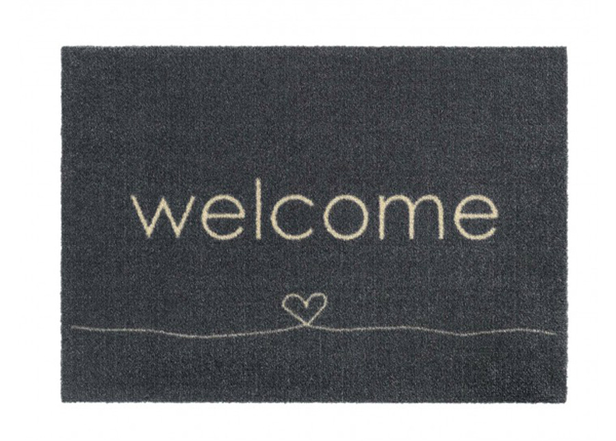 Ovimatto Ambiance Welcome 50x75 cm