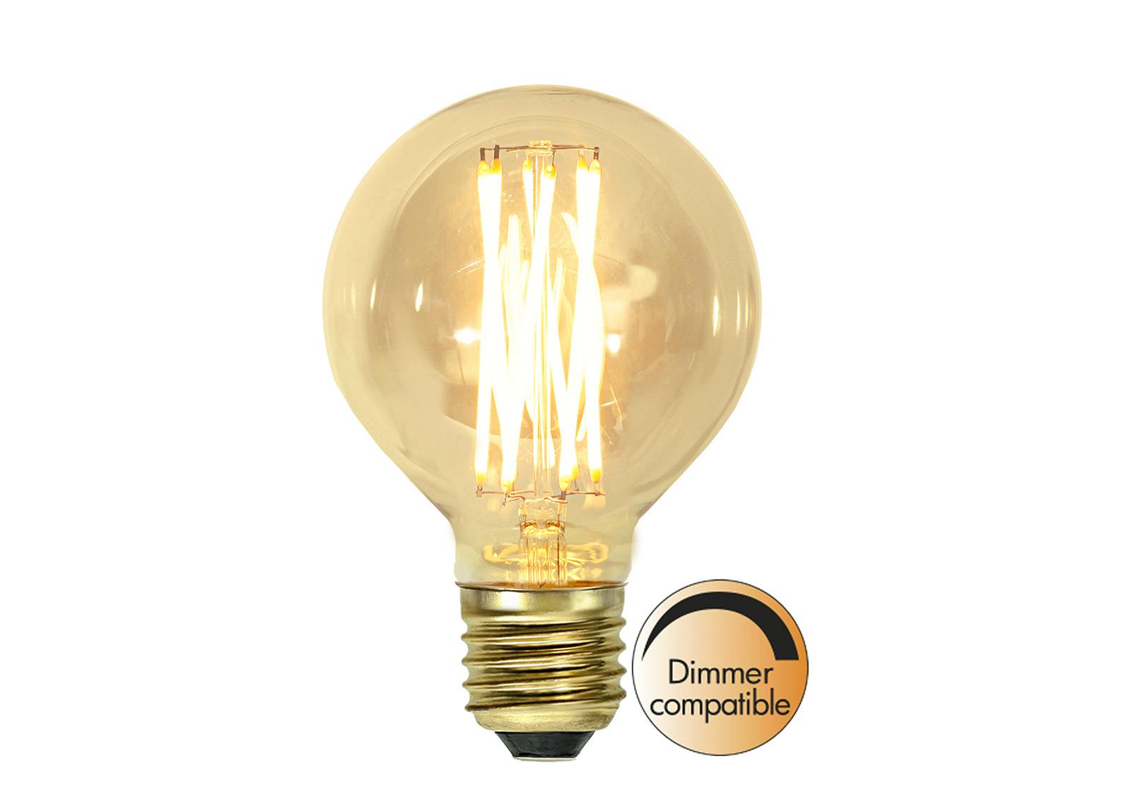 Dekoratiivi LED lamppu E27 3,7 W