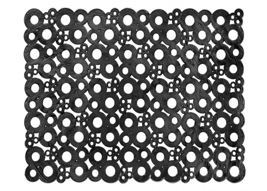 Kynnysmatto Bubbles 50x70 cm