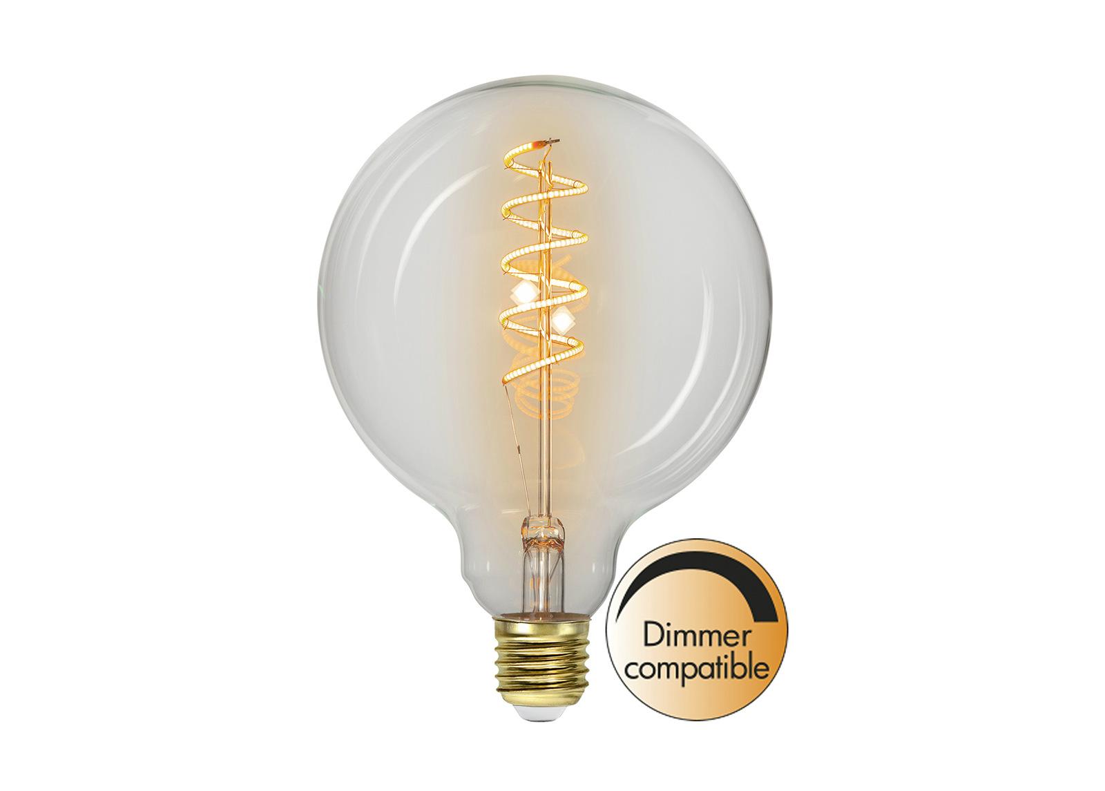 Dekoratiivi LED lamppu E27 3 W