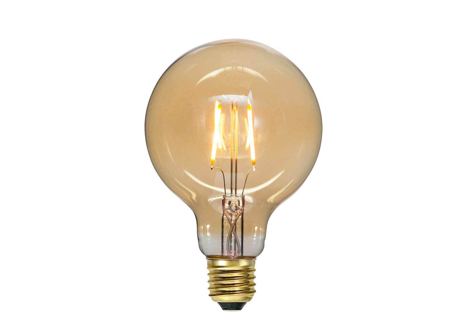 Dekoratiivi LED lamppu E27 0,75 W
