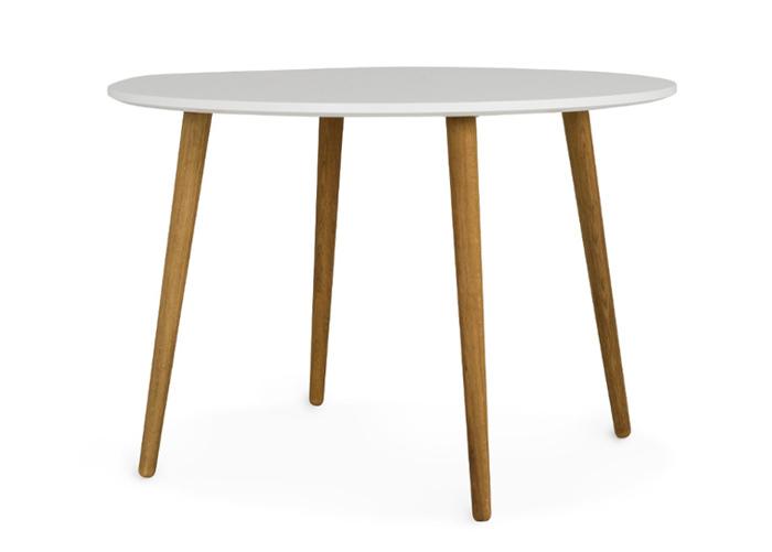 Ruokapöytä Dot Ø 110 cm