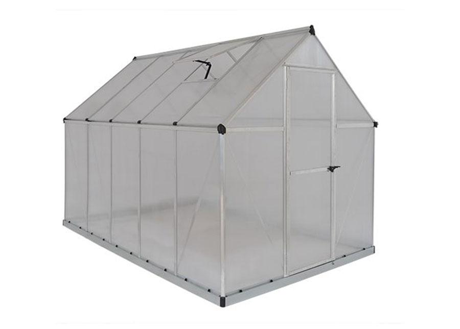 Kasvihuone 8 m²
