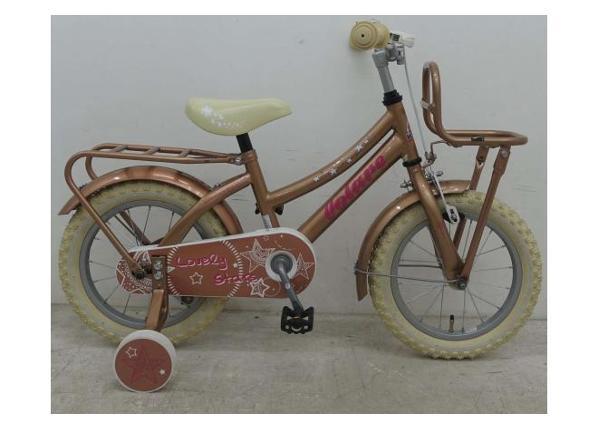 Pikkulasten polkupyörä Lovely Stars 14 tuumaa Volare