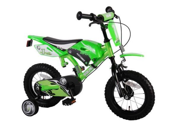 Lasten polkupyörä Motorbike 12 tuumaa Volare