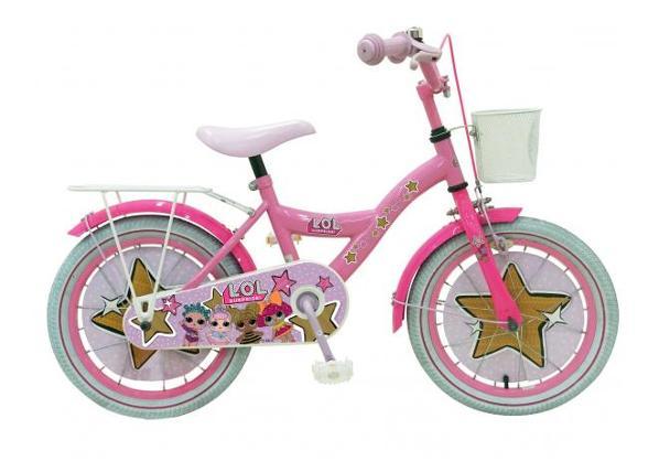 Lasten polkupyörä LOL Surprise 18 tuumaa