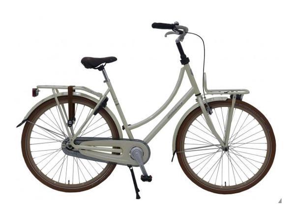 Naisten kaupunkipyörä SALUTONI Excellent 28 tuumaa 50 cm 1