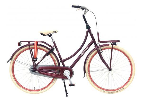 Naisten kaupunkipyörä SALUTONI 28-tuumainen
