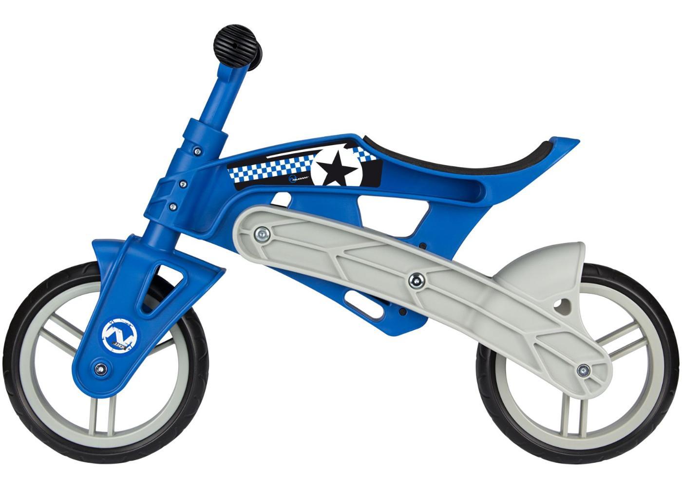 Lasten potkupyörä N-Rider Nijdam säädettävä