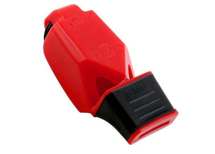 Tuomarin pilli Fox 40 Fuziun CMG punainen