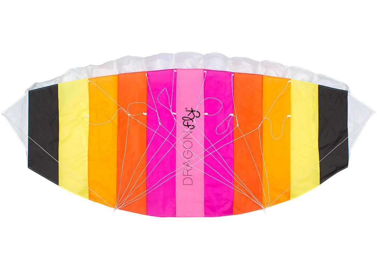 Leija Parachute Kite Gilavar 140 Dragon Fly