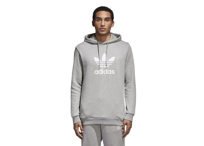 Miesten verryttelytakki Adidas Originals Trefoil Warm-Up M
