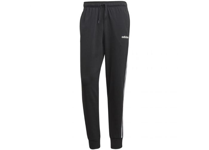 Miesten verryttelyhousut Adidas Essentials 3 Stripes Tapered Pant FT Cuffed M