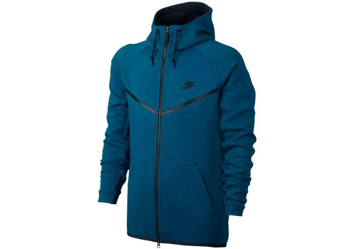 Miesten verryttelytakki Nike Sportswear Tech Fleece Windrunner M