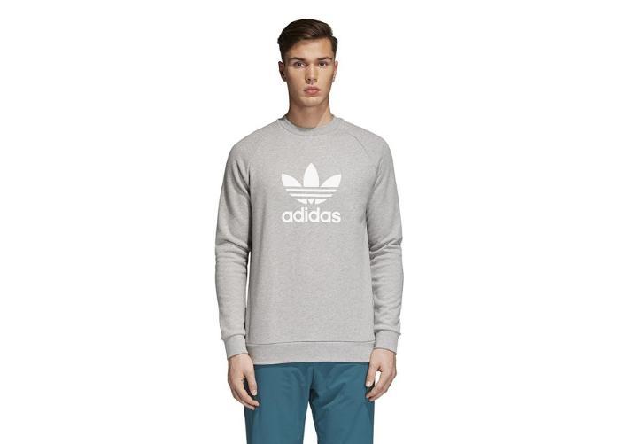 Miesten verryttelypaita Adidas Originals Trefoil Crew M