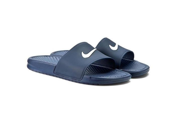 Miesten sandaalit Nike Sportswear Benassi Shower Slide M 819024-410