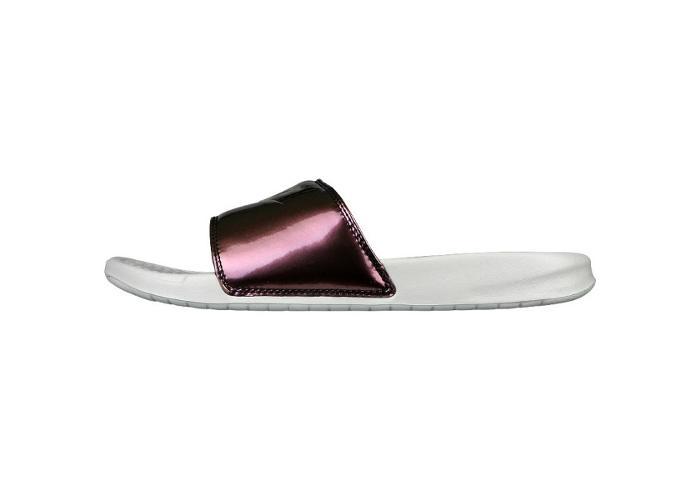 Naisten sandaalit Nike Sportswear Benassi Just Do It Print W 618919-013
