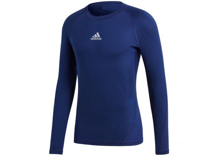Miesten lämmin aluspaita Adidas Alphaskin Sport LS Tee M