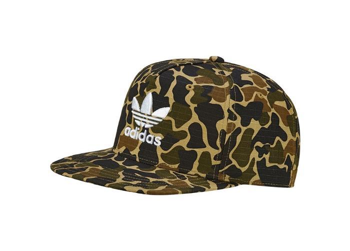 Naisten lippalakki Adidas Originals Camo Snapback Cap W