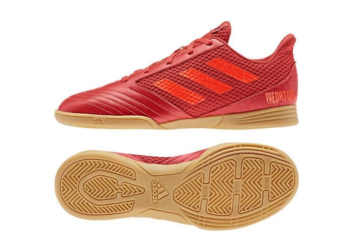 Lasten futsal sisäpelikengät Adidas Predator 19.4 IN Sala Jr