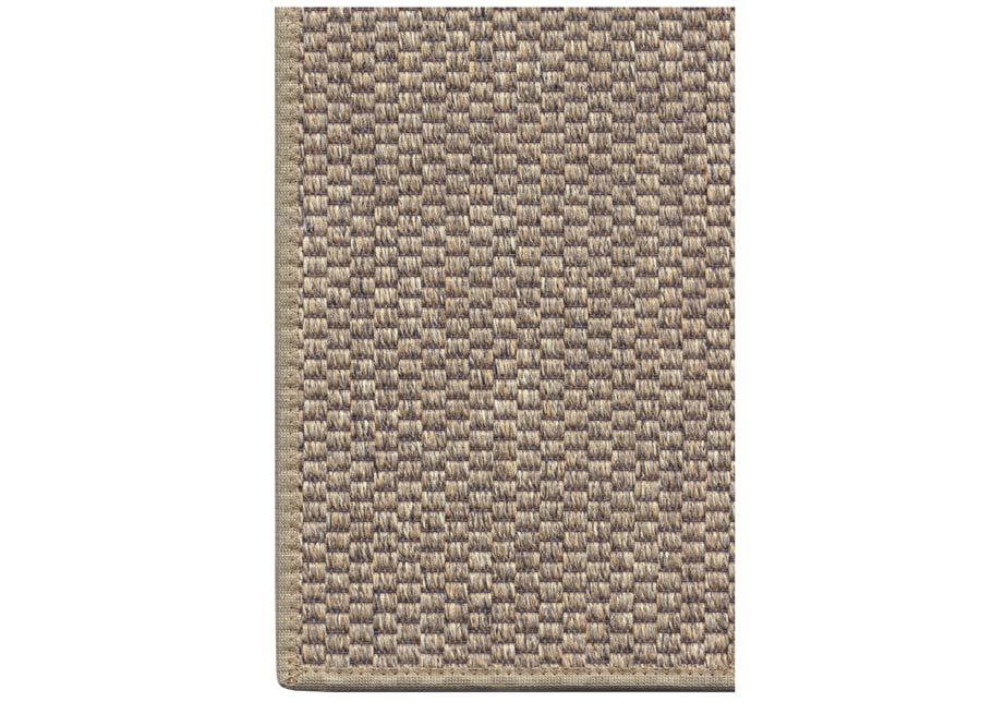 Narma sileäsidosmatto Bono brown 80x250 cm