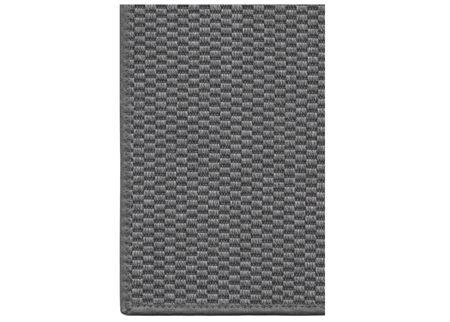 Narma sileäsidosmatto Bono carbon 80x250 cm