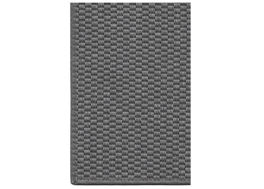 Narma sileäsidosmatto Bono carbon 80x400 cm