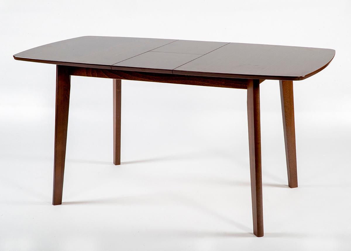 Jatkettava ruokapöytä Bari 80x120-150 cm, vaalea wenge