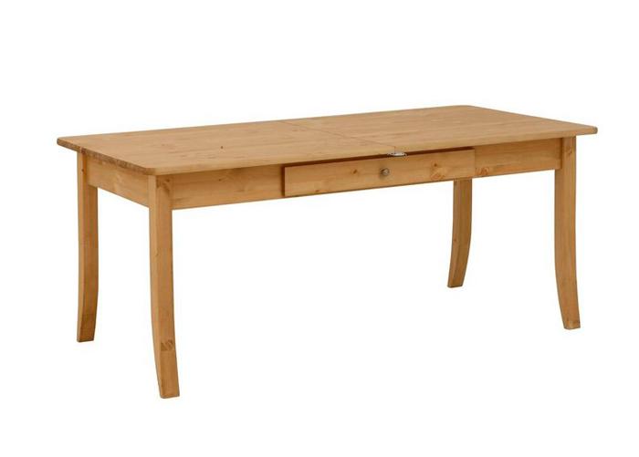Jatkettava ruokapöytä Palermo 140-180x90 cm