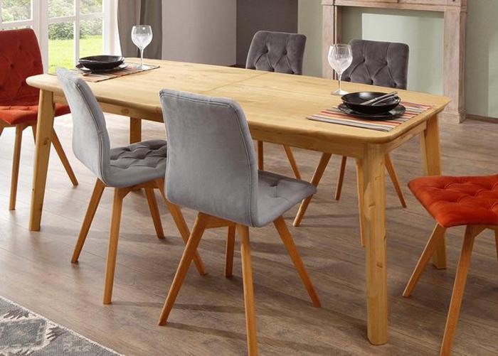 Jatkettava ruokapöytä Palermo 160-200x90 cm