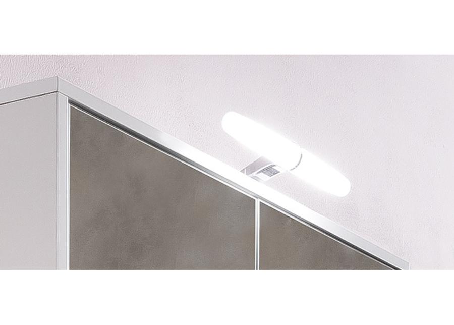 Kylpyhuoneen kaapin Luis LED-valaistus
