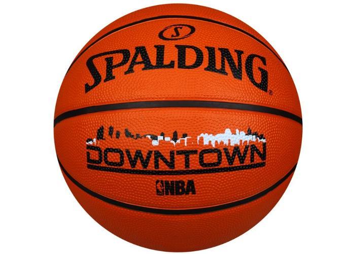 Koripallo, kumia 7 Spalding NBA Downtown