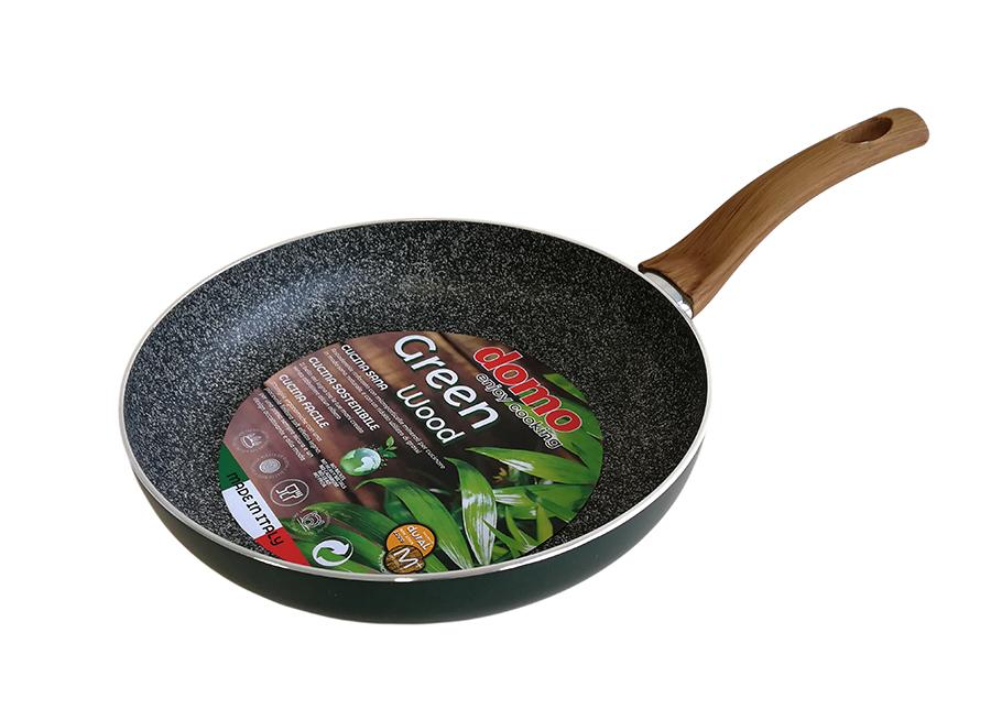 Paistinpannu Green Wood Ø 28 cm