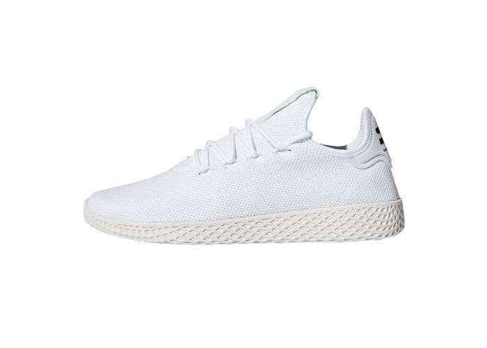 Lasten vapaa-ajan kengät adidas Originals PHARRELL WILLIAMS TENNIS HU M B41792