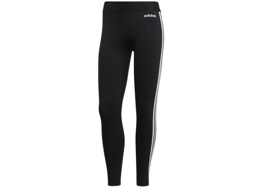 Naisten pitkät treenileggingsit Adidas Essentials 3 Stripes Tight W DP2389