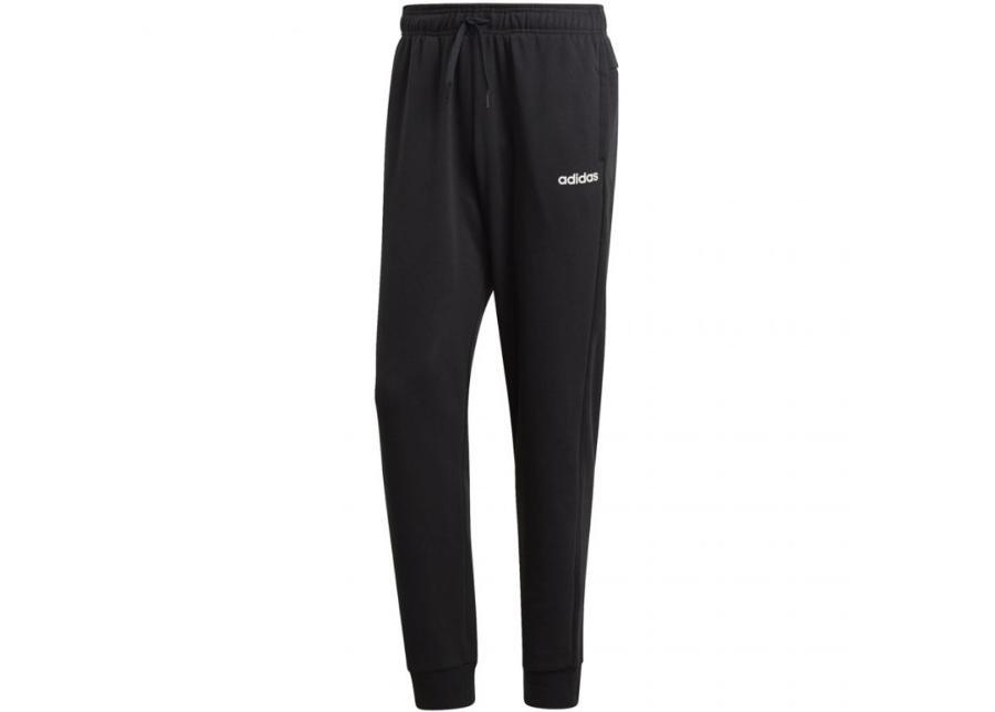Miesten verryttelyhousut adidas Essentials Plain Slim Pant FT M DU0372