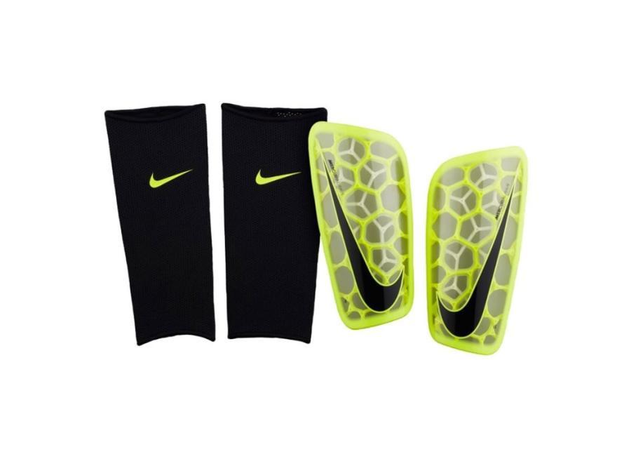 Miesten jalkapallo säärisuojat Nike Mercurial Flylite SuperLock SP2121-702