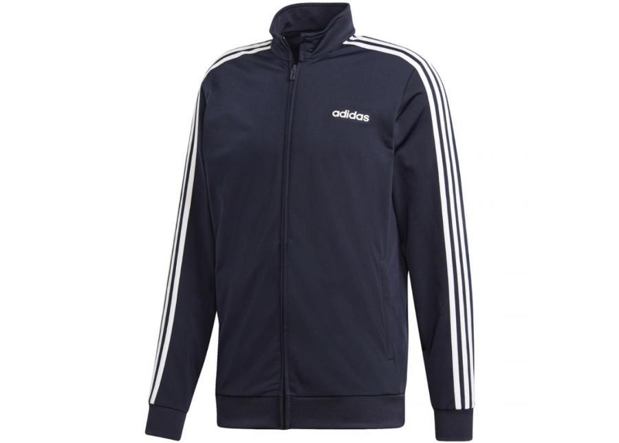 Miesten verryttelytakki Adidas Essentials 3 Stripes Tricot Track Top M DU0445