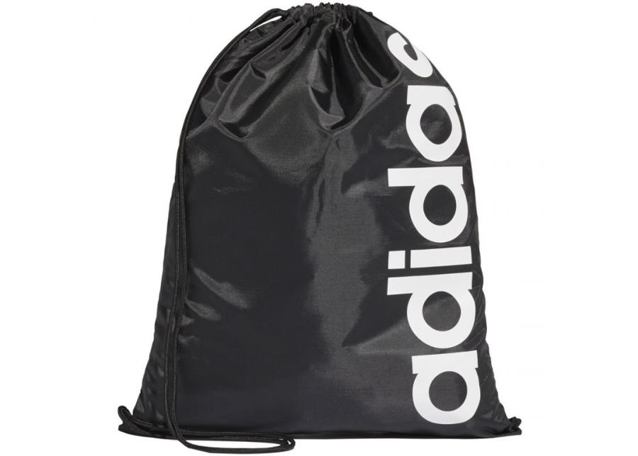 Kenkäpussi Adidas Linear Core Gym Sack musta DT5714