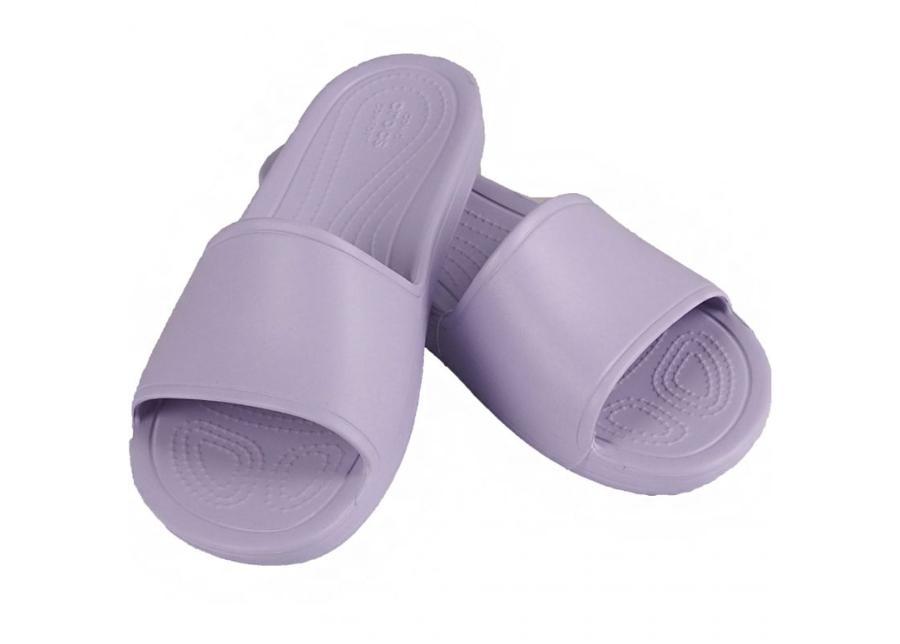 Naisten sandaalit Crocs Sloane Slide W 205742 530