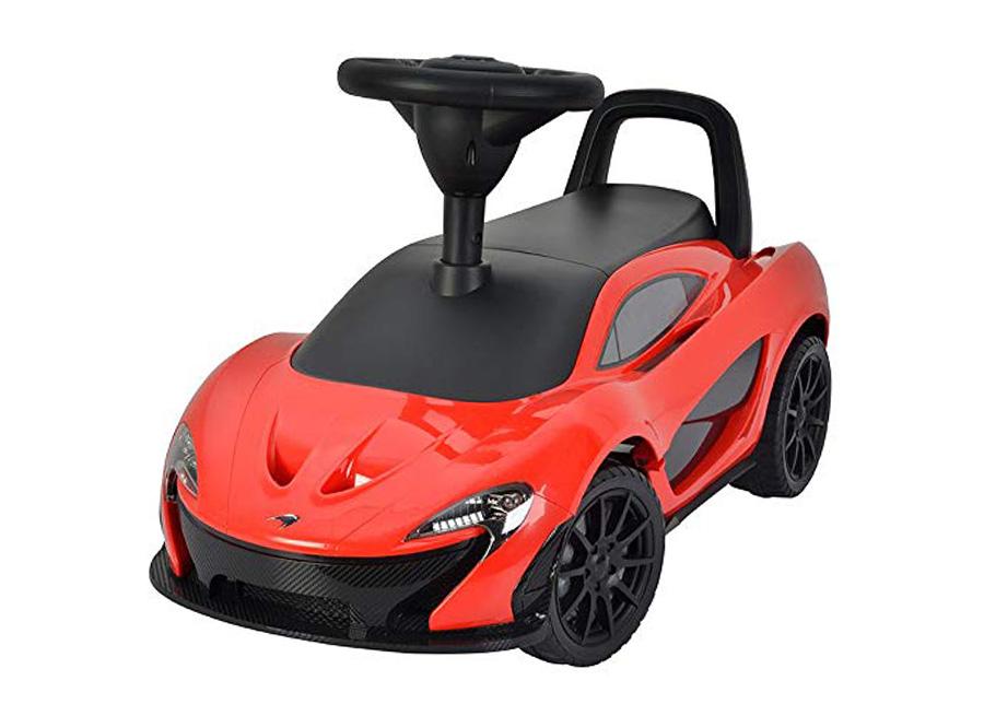 Potkuauto McLaren P1 punainen