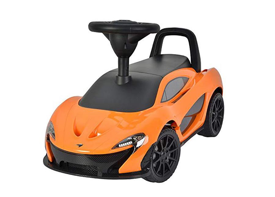 Potkuauto McLaren P1 oranssi