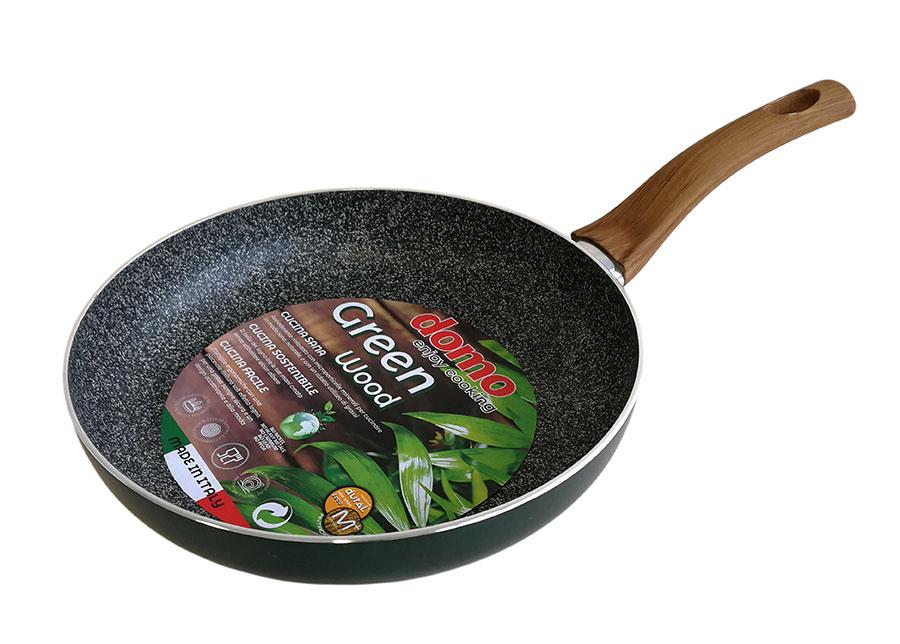 Paistinpannu Green Wood Ø 26 cm